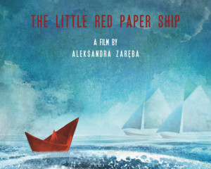 The Little Red Paper Ship